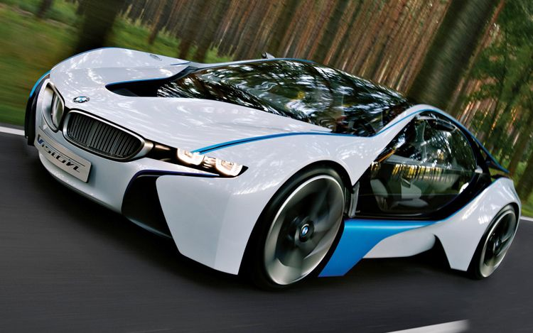 future cars bmw - Mobile wallpapers
