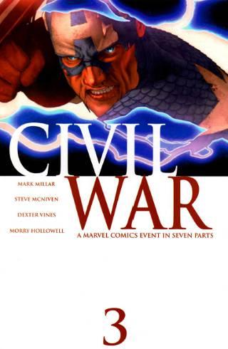 Marvel Civil War #3 PDF