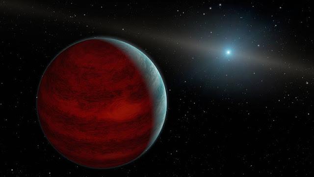 Científicos detectan el primer planeta con atmósfera fuera del Sistema Solar
