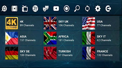 CHECK THIS ALL NEW APK IPTV AND ENJOY THE TOP OF CHANNELS WITH SPORT AND MORE