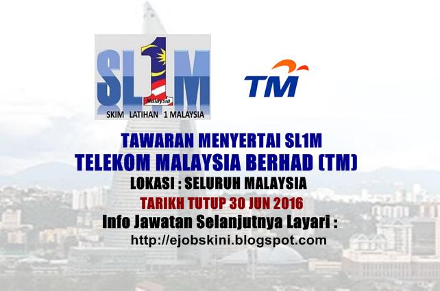 SL1M Telekom Malaysia Berhad (TM)