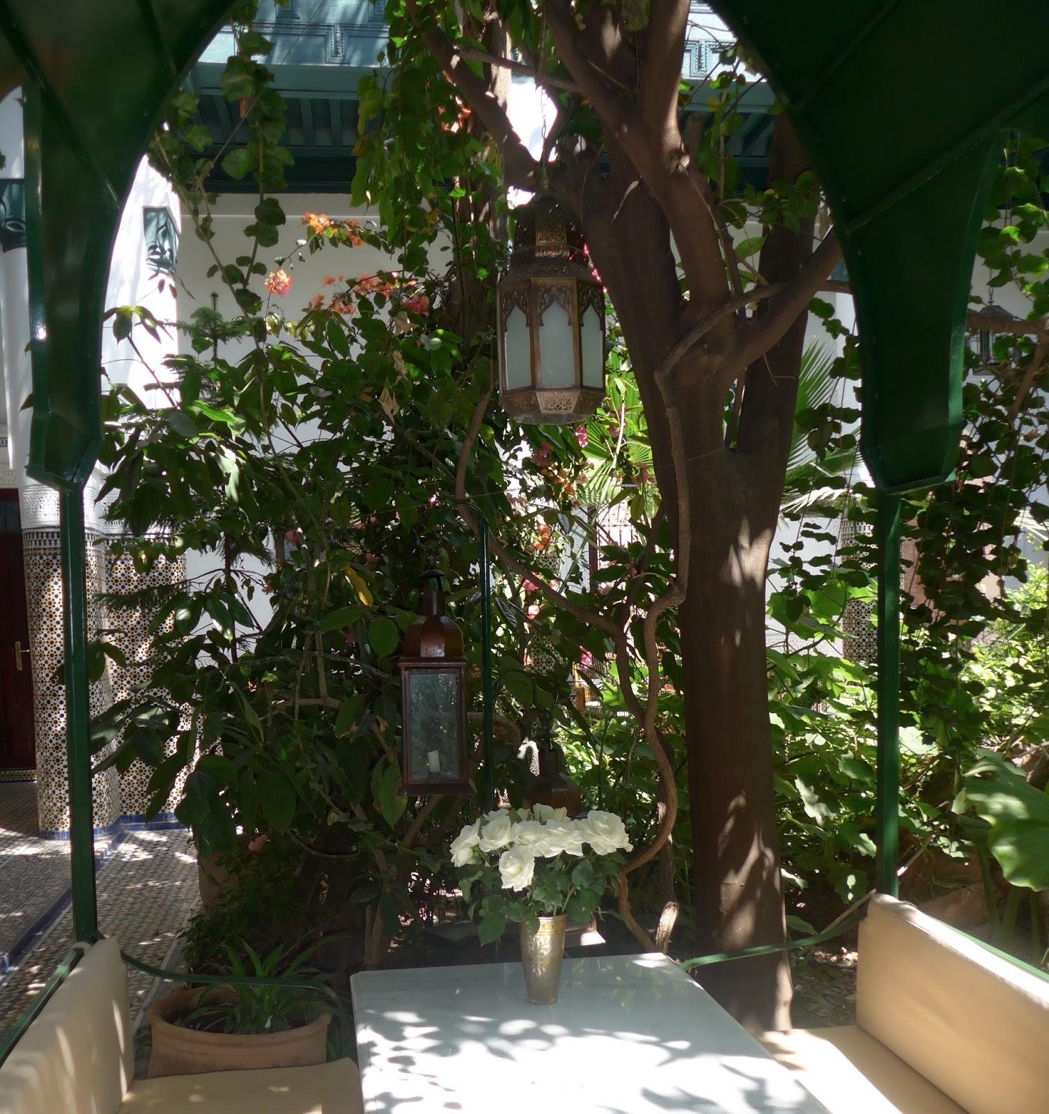 International luxury consulting palais riad lamrani marrakech noemie marie saint germain - La boutique de noemie ...