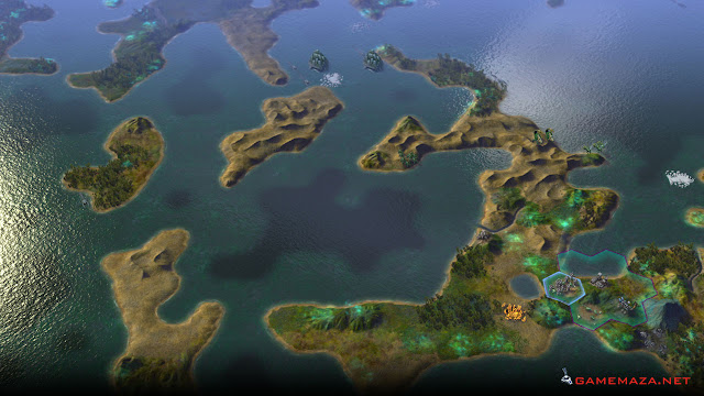 Civilization Beyond Earth Gameplay Screenshot 2