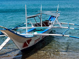 Philippine bangka boat - Flatwolf Photographer