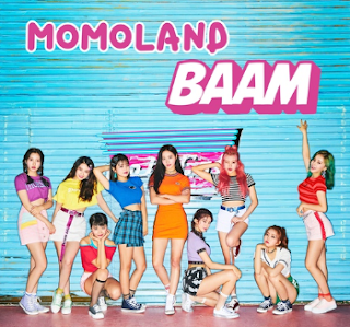 download lagu momoland baam mp3