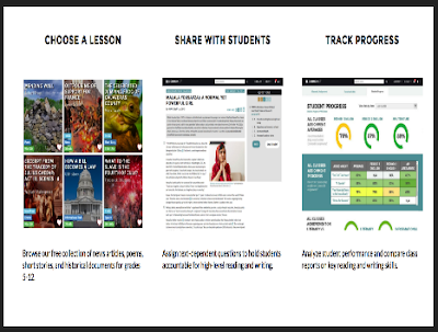 CommonLit – A Reading Program for Students from Different Grade Levels