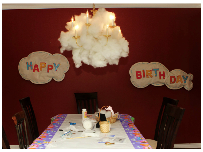 Home Confetti: Our Lalaloopsy Party: The Decor