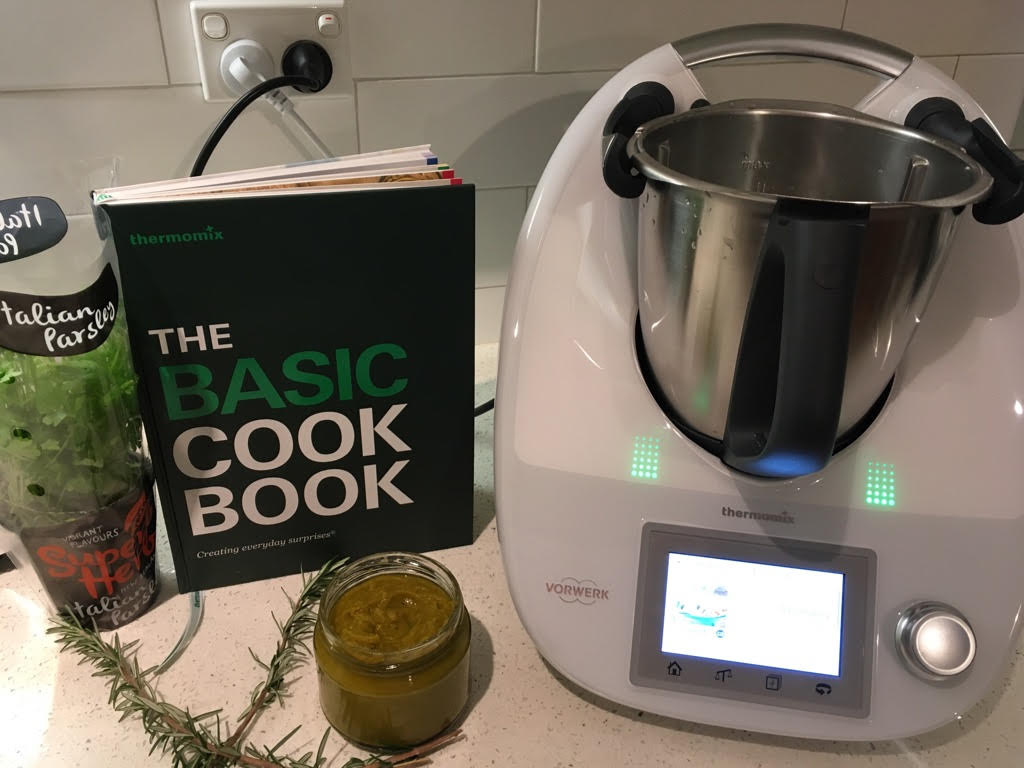 My New Magic Cooking Machine Thermomix I Talk Too Much My Mouth