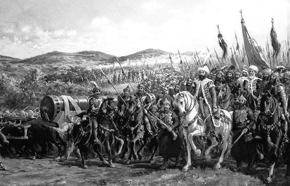 Ekspansi Islam di Spanyol zaman Dinasti Bani Umayah