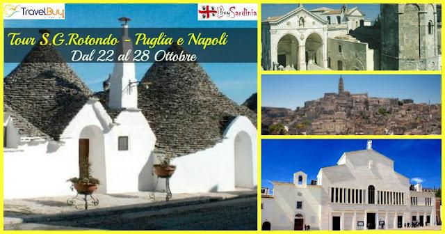 foto tour san Giovanni Rotondo - Puglia e Napoli