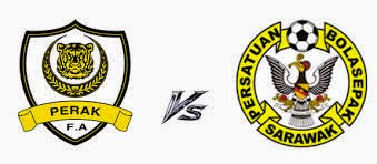 Perak Vs Sarawak Piala Malaysia 20 Ogos 2014