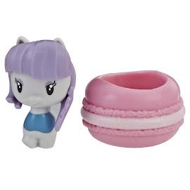MLP 5-pack Tea Party Maud Rock Pie Pony Cutie Mark Crew Figure