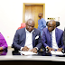 Photos:Gov. Ambode at signing of bond deal with issuing houses at Lagos House,Ikeja