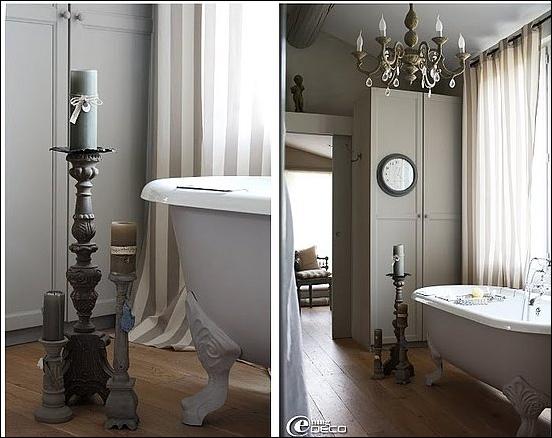 Key Interiors by Shinay: English Country Bathroom Design Ideas