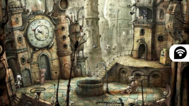 Machinarium game adventure terbaik