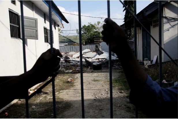 Ratusan Napi yang Sempat Kabur Ketika Gempa Palu Mulai Kembali Kelapas! Ini Alasan Mereka
