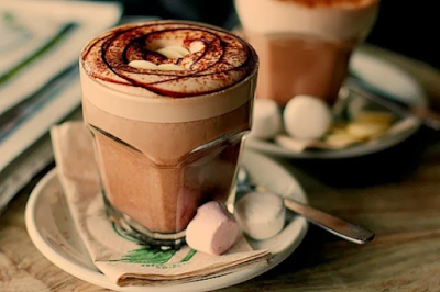 Resep Minuman Coklat Dingin Ala Starbuck