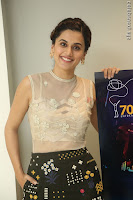 Taapsee Pannu in transparent top at Anando hma theatrical trailer launch ~  Exclusive 061.JPG