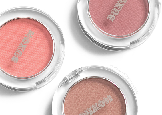 Buxom Wanderlust Primer-Infused Blushes Review