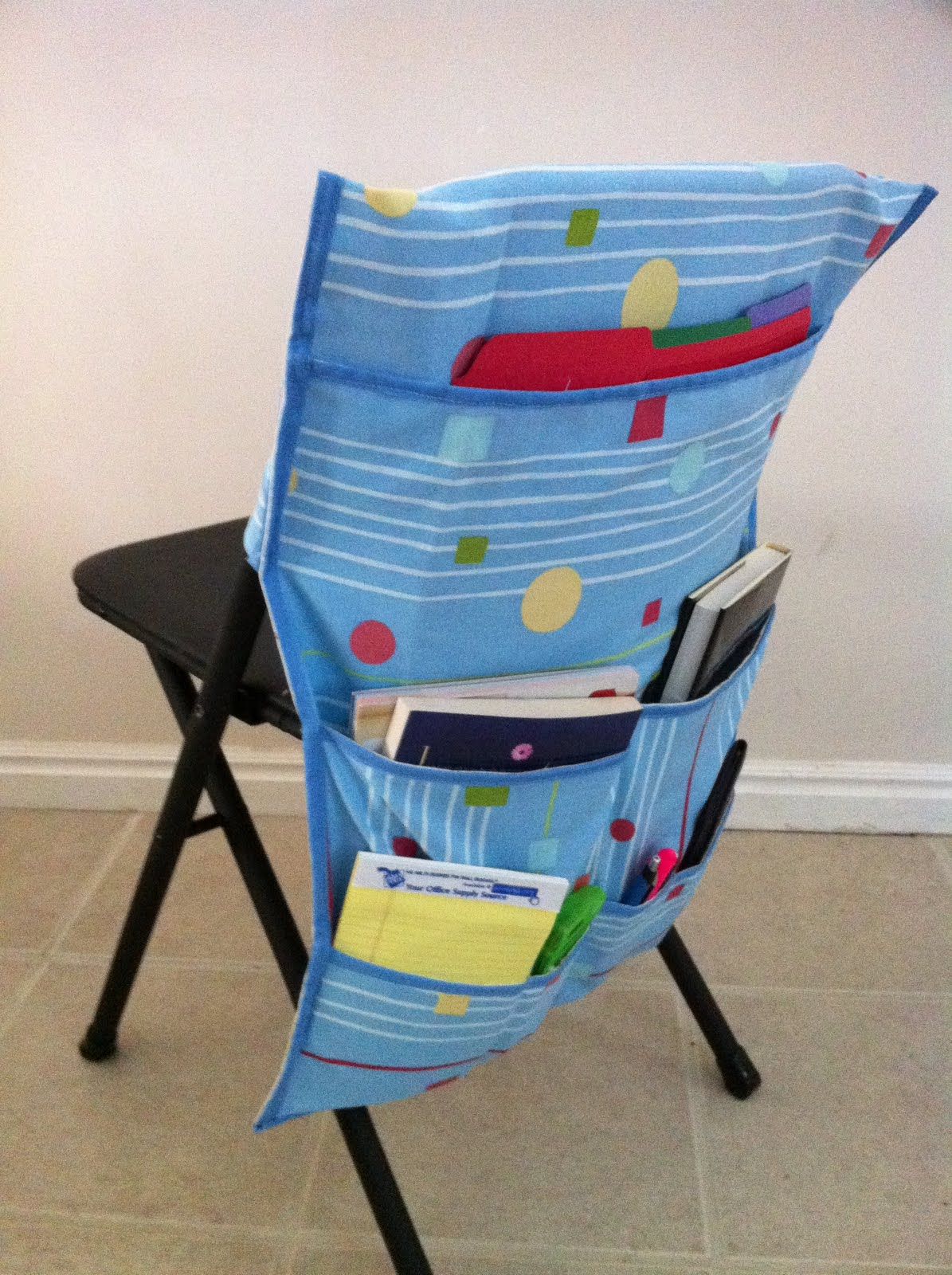chair pocket organizer rocking chairs at walmart utah 39s crafty chick sit upon and organizers
