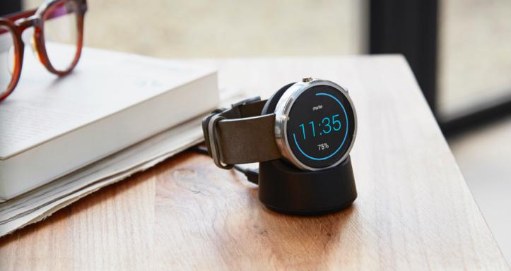 2014年Android Wear穿戴裝置總出貨72萬台,Moto 360登銷售寶座