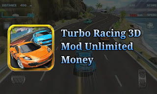 Turbo Car Racing 3D Mod Apk Unlimited Money Terbaru Versi 1.9