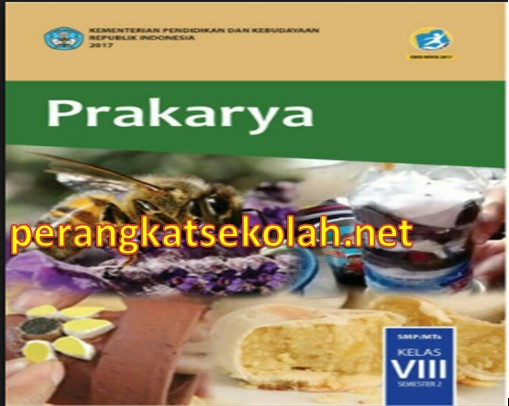 Silabus Prota Promes Dan Rpp Prakarya Kelas 8 Smp Mts Kurikulum 2013 Revisi 2017 Administrasi Sekolah