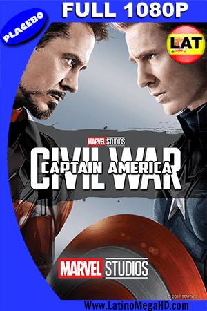 Capitán América: Civil War (2016) PLACEBO Latino FULL HD 1080P ()