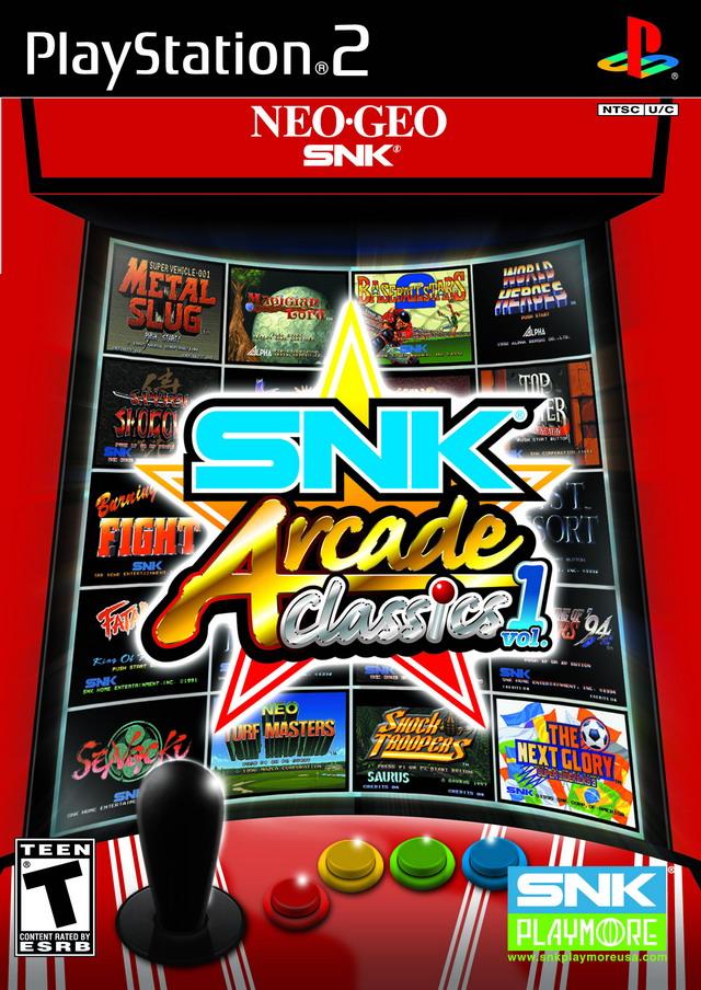 Snk Arcade Classics 0 psp iso Download