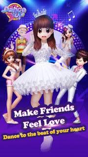 Dance Up Indonesia APK v5.11.04 Mod Auto Perfect Full Terbaru