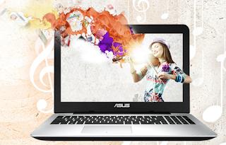 Dilengkapi Teknologi Asus SonicMaster dan Asus AudioWizards - Blog Mas Hendra