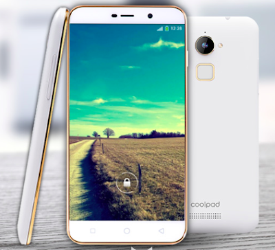Coolpad launches Coolpad Note 3 Lite smartphone with 3 GB RAM, 5 inch screen, fingerprint sensor in India exclusively on Amazon for Rs. 6999
