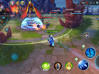 Game Paragon Android Endless Hegemony  MOBA 3D - Game MOD APK Terbaru Download Gratis