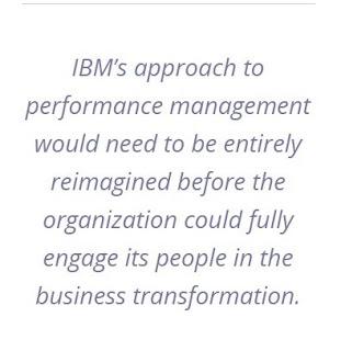 Как компания IBM переосмыслила управление персоналом и эффективностью