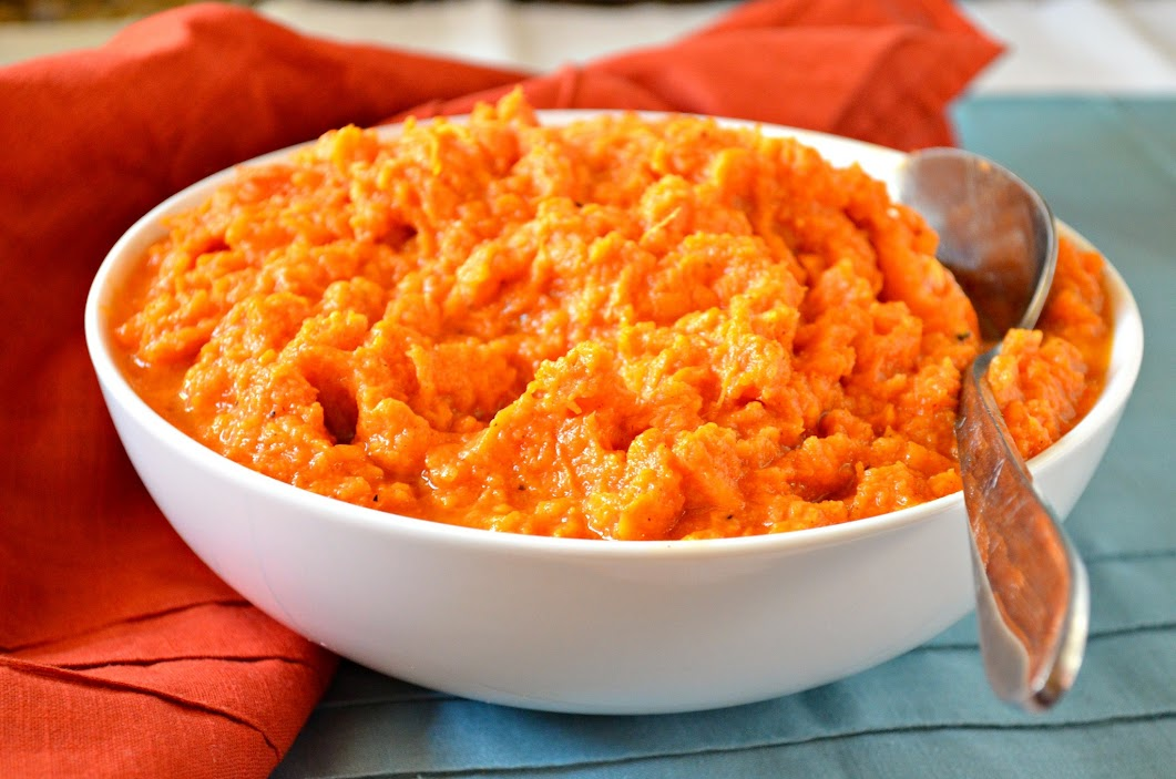 Mashed Yams Skinny Serena Bakes Simply From Scratch