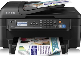 Epson WorkForce WF-2650DWF Driver-For small business and home users, the four directions of this compact printer is the right choice.
