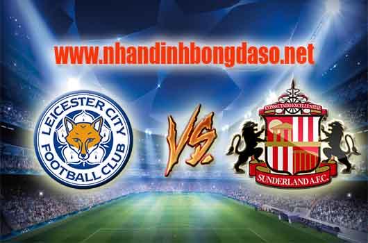 Nhận định bóng đá Leicester City vs Sunderland, 02h45 ngày 05/04