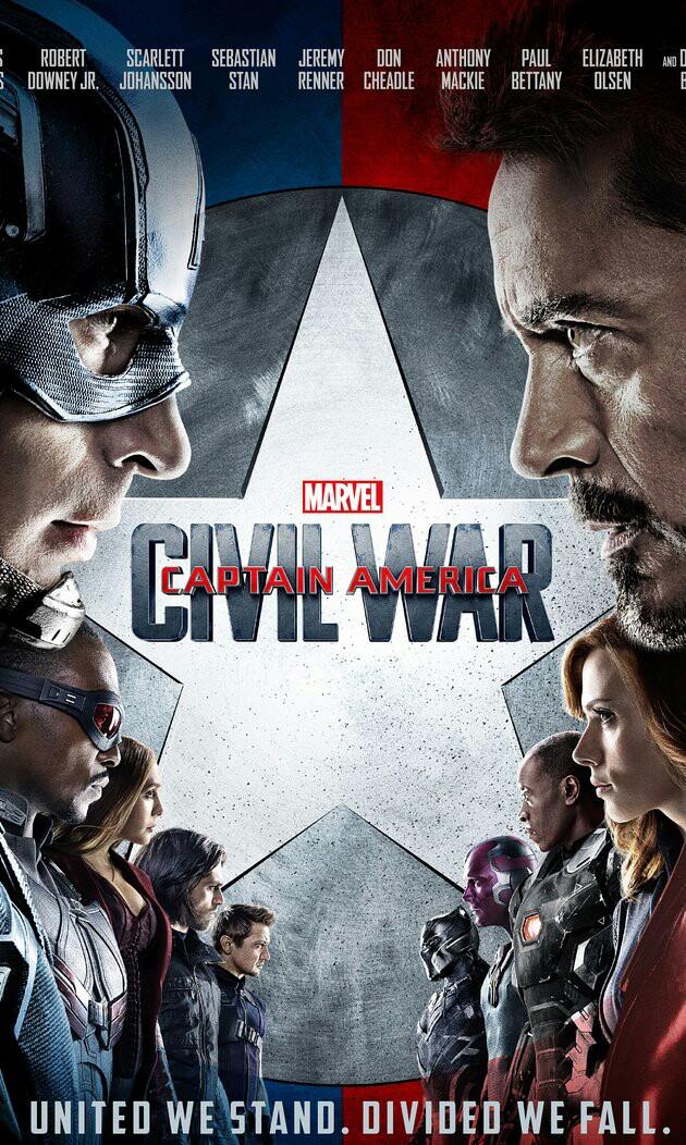 Captain America Civil War 2016 Bluray 720P - Download -7959