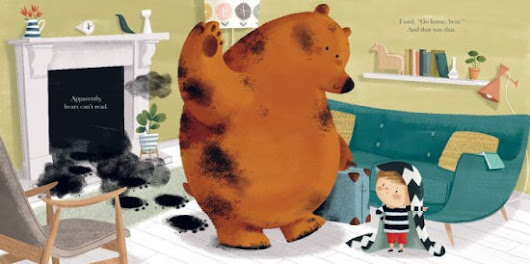 But the Bear Came Back by Tammi Sauer and Dan Taylor