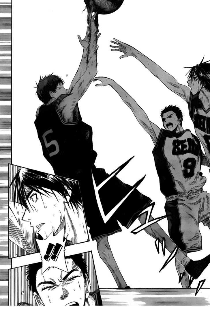 Kuroko No Basket chap 048 trang 8
