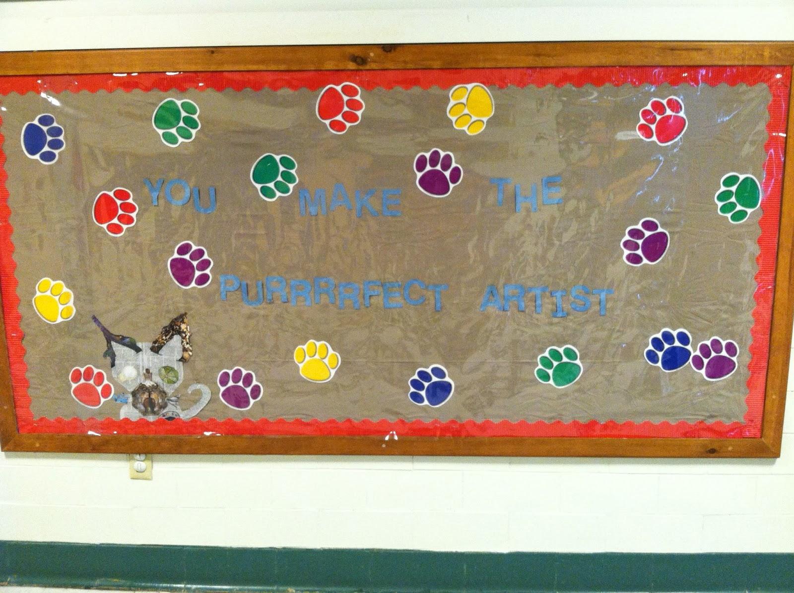 Back To School Bulletin Boards on April Bulletin Board Ideas