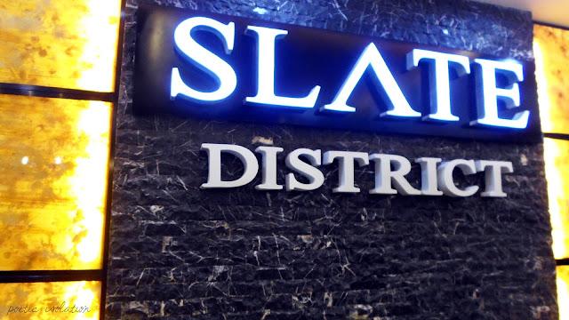 Slate District Cebu