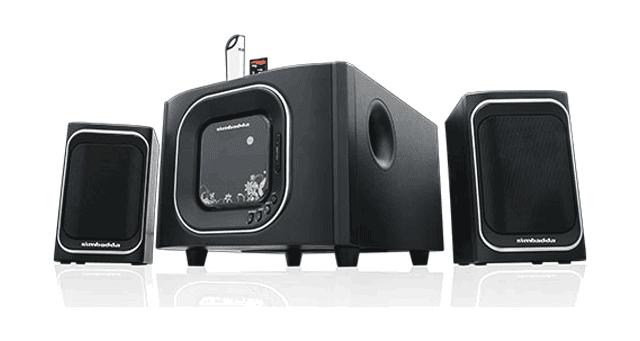 Harga Speaker Aktif Simbadda CST 2700 N