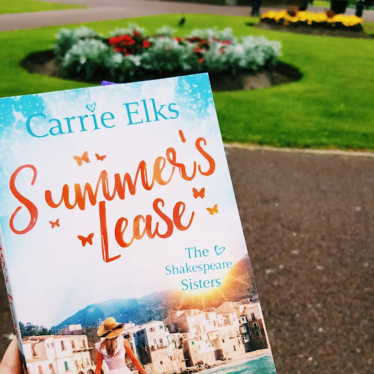 Book Review: Summer's Lease (Blog Tour)