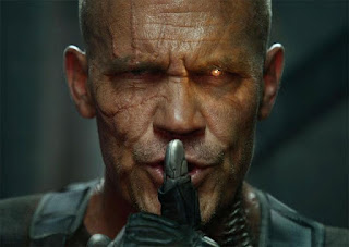 Deadpool 2 - Imagens de Josh Brolin como Cable