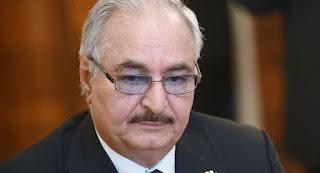خليفة حفتر :مازلت أؤيد الانتخابات لكني لم أشاهد التزاما من الأطراف المتنافسة