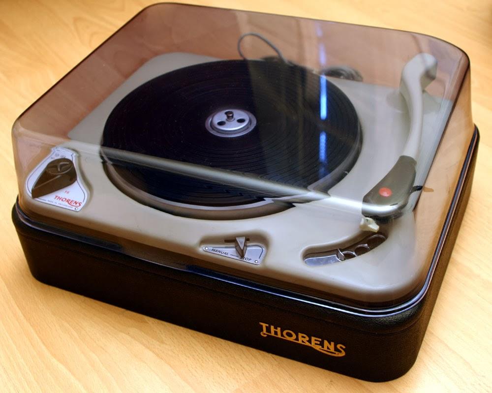 Thorens TD-184  1960 art sound platine vinyle