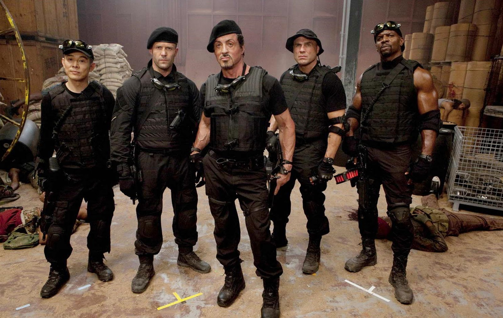 Review: The Expendables 2 (2012) | Awin Language
