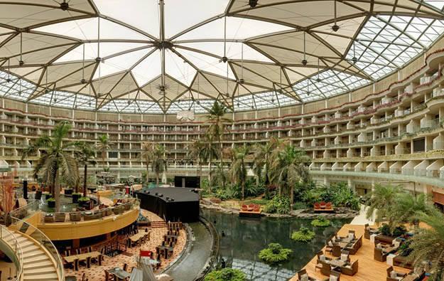 Hotels Near Mumbai Airport Terminal