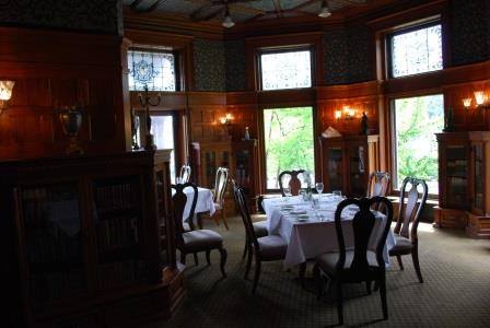 haunted Whitney restaurant in Michigan